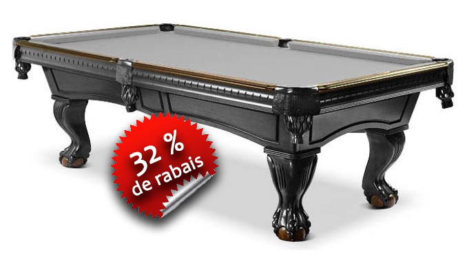 Table de Billard Majestic Pinnacle 2 tons