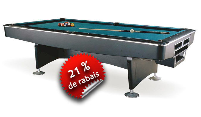 Table de Billard Majestic Royal