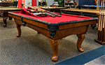 Table de billard Montcalm